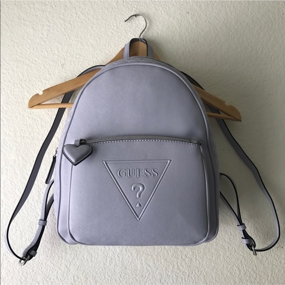 0a514753ef6 Lilac Baldwin Park Backpack. NWT. Guess